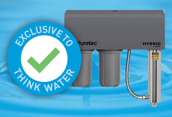 Puretec Hybrid G Models – Exclusive to Think Water
