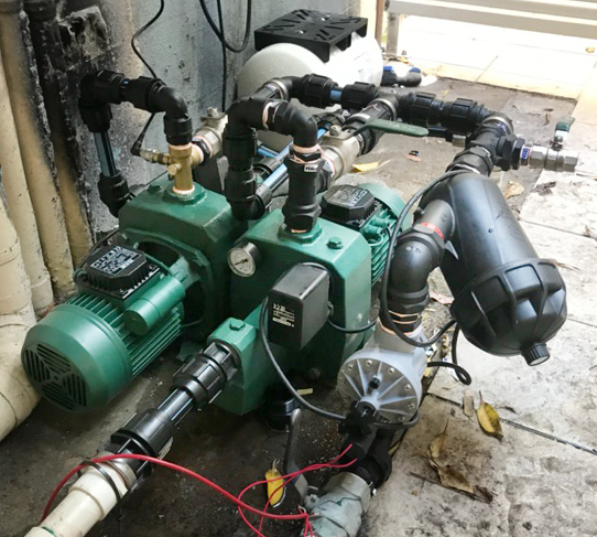 Pump Services, Repairs & Sales