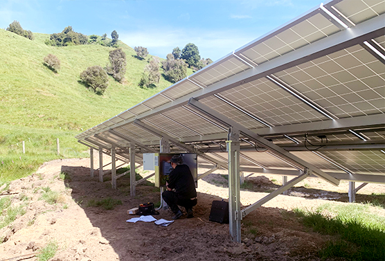 Achieving the Impossible with Solar Power
