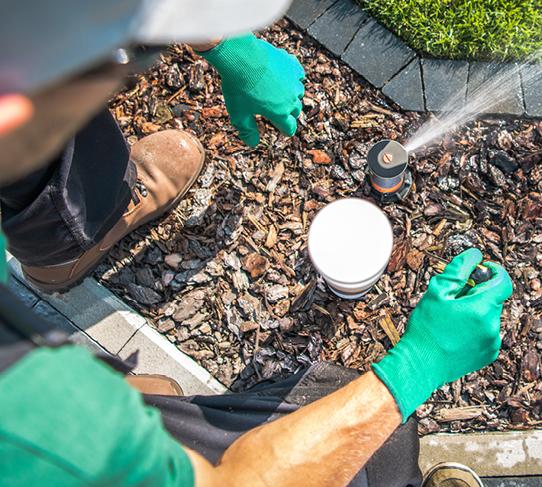 Irrigation repairs, services & installation