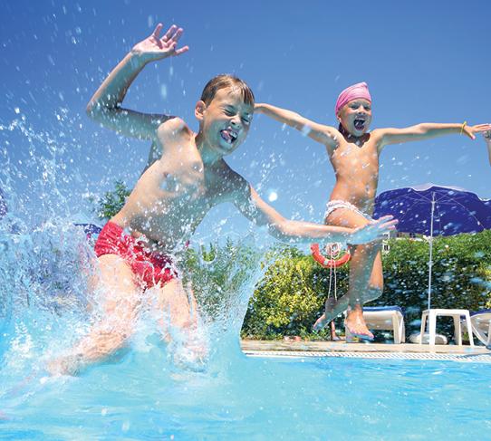 Pool & Spa Equipment & Chemicals