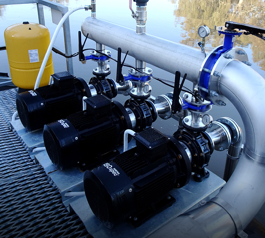 Pump Services, Repairs & Sales