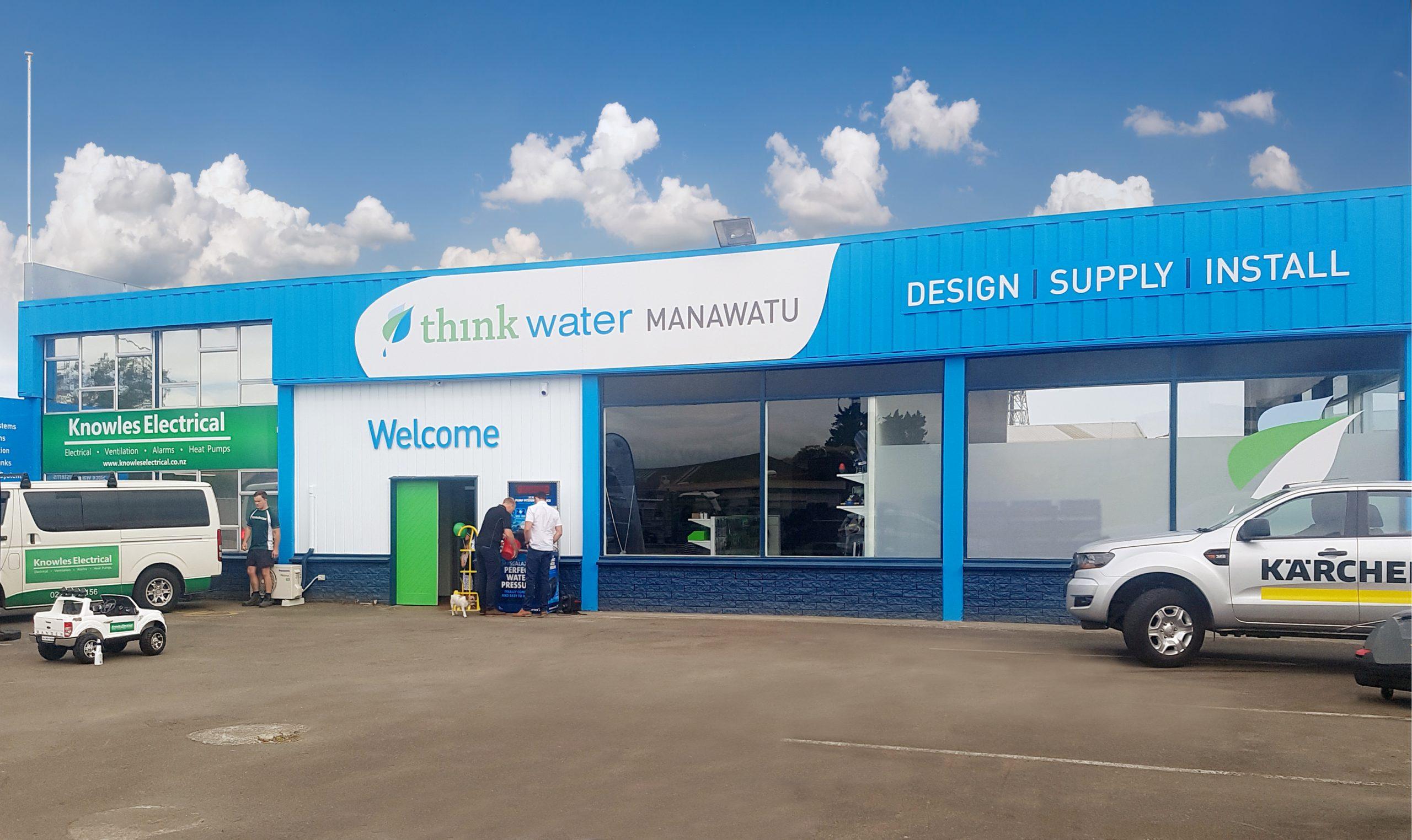 Think Water Manawatu