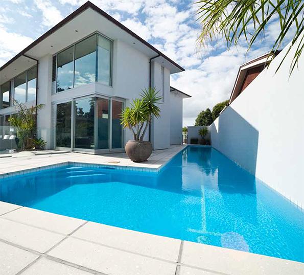 Lap Pool by Mayfair Pools