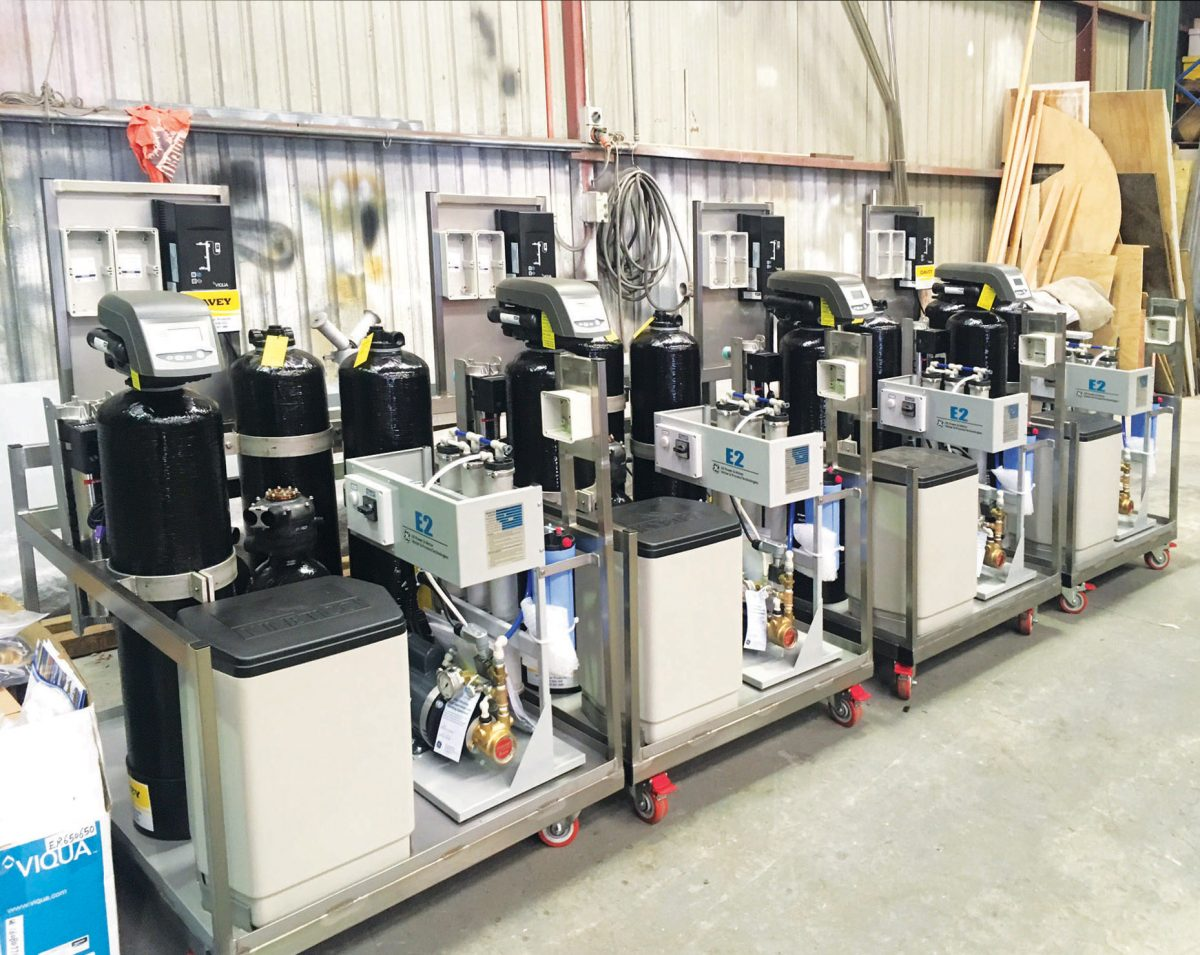 Davey Expands into Medical Grade Water Treatment Solutions