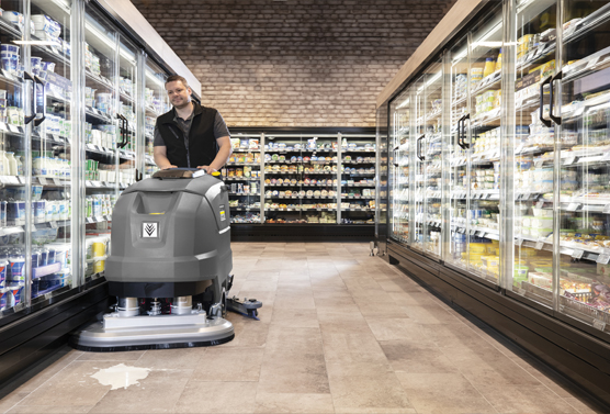 Karcher Cleaning Equipment – Working Collaboratively Brings Results