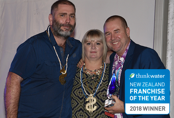 NZ Franchise of the Year 2018