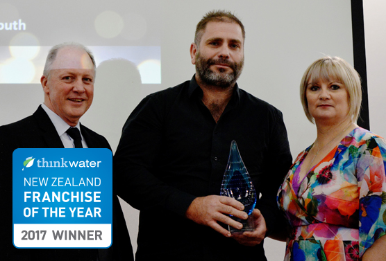 New Zealand Franchise of the Year 2017