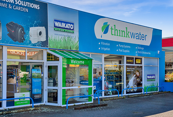 Think Water New Plymouth – Name Change