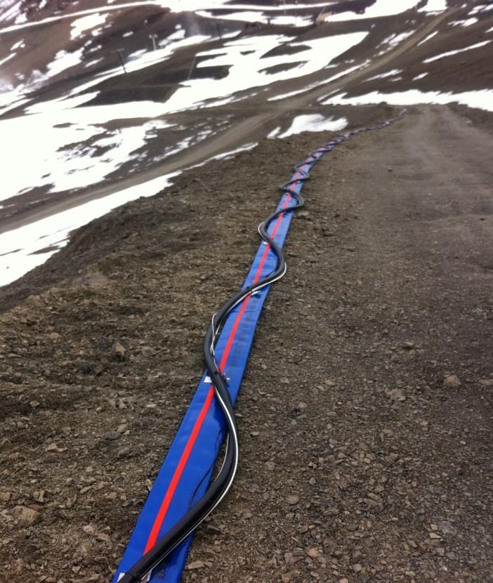 Mount Hutt Ski Field Pumping System