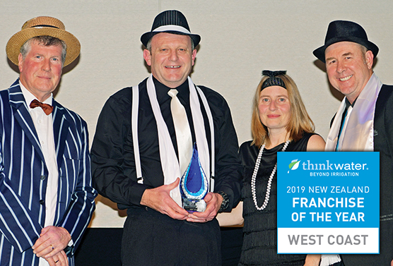 NZ Franchise of the Year 2019