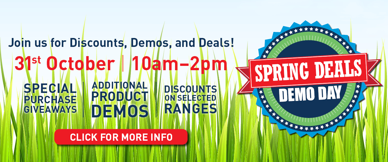 Spring Deals Demo Day