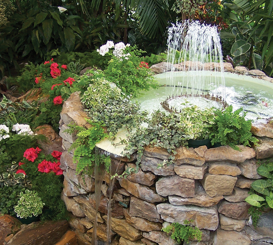 Dams, Ponds & Water Features