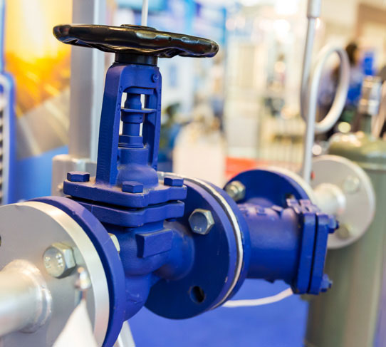 Hose, Fittings, Valves & Pipes