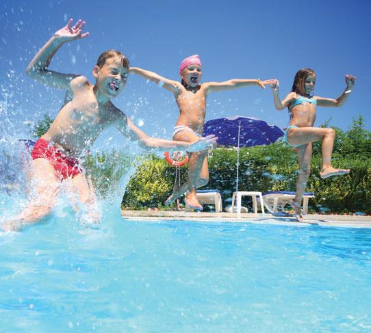Swimming Pool & Spa Equipment