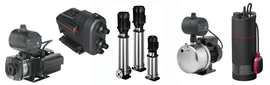Grundfos Pump Systems