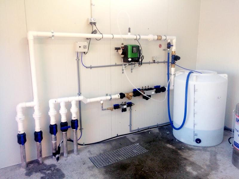 Grundfos Dairy Cattle Dosing System