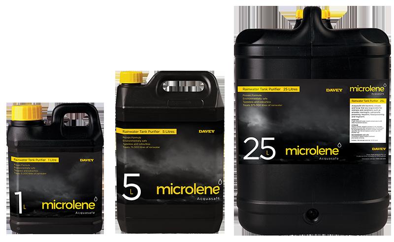Microlene Acquasafe Range