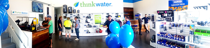 The Think Water Manawatu open day was a huge success.