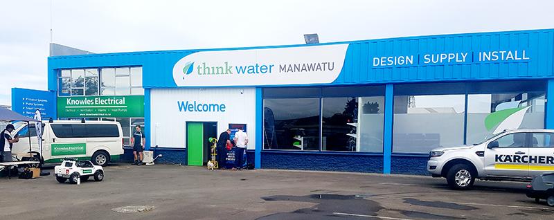 Think Water Manawatu in Palmerston North