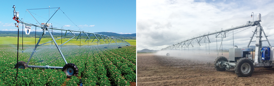 Centre Pivot and Lateral Move Irrigation