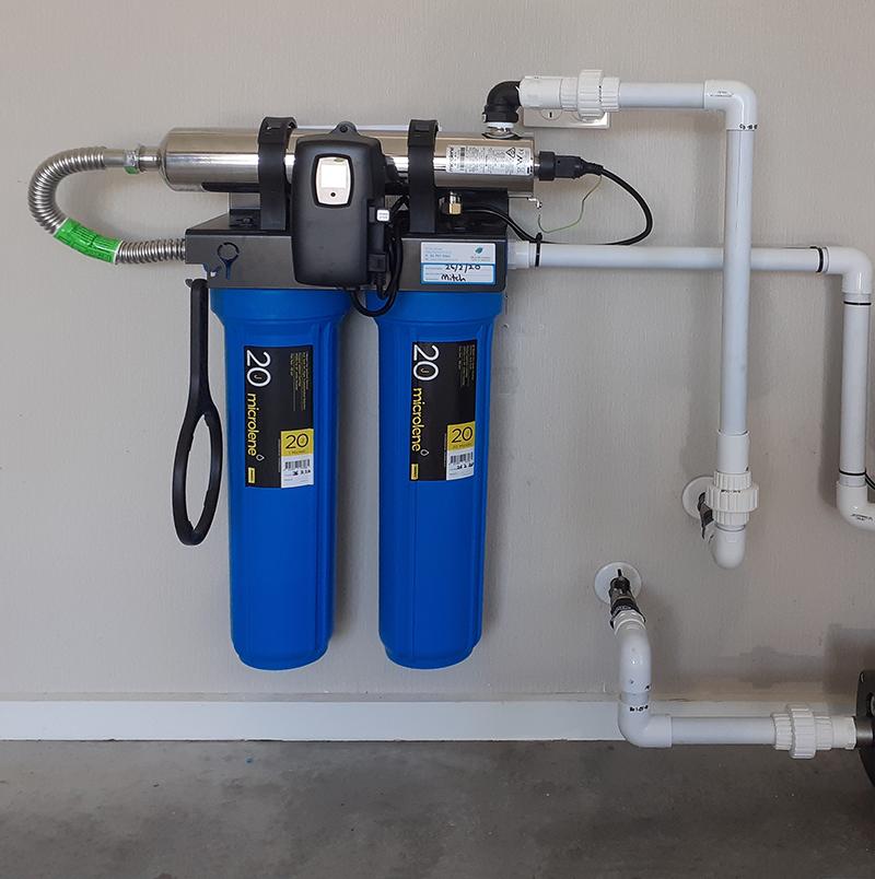 Davey Microlene Centurion UV Household Water Filter System