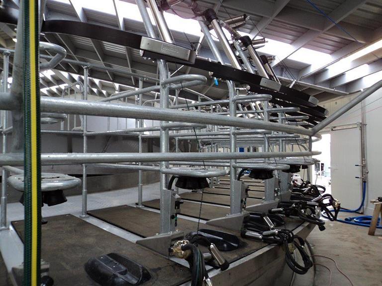 Waikato Centrus Composite Dairy Platform