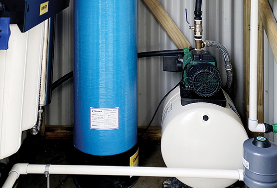 Lifestyle block water system - Pump and Filtration
