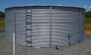 Rainwater Tank Cost - Stainless Steel