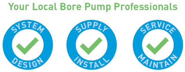 Your Local Bore Pump Professionals