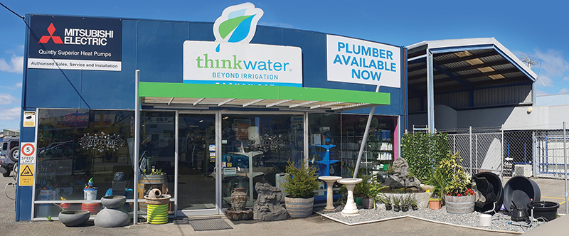 Successful Business Growth for franchisee of Think Water Group after three years.
