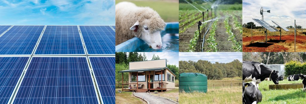 Grundfos Solar-powered Pumps